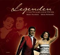 Legenden und Stars der Oper: Von Gigli über Callas und Domingo bis Netrebko