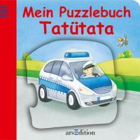 Mein Puzzlebuch Tatütata