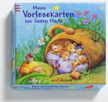 Meine Vorlesekarten zur Guten Nacht (Vorlesekarten-Pappe)
