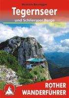 Tegernseer und Schlierseer Berge: 52 Touren mit GPS-Tracks