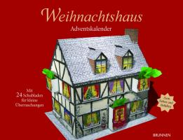 Weihnachtshaus: Adventskalender