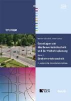 Lohse, D: Grundlagen der Straßenverkehrstechnik 2