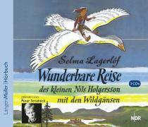 Wunderbare Reise des kleinen Nils Holgersson mit den Wildgänsen (CD)