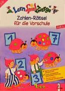 Zahlen-Rätsel für die Vorschule. Heft 2