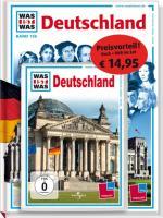 Was ist Was - Deutschland. Set: Buch & DVD