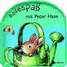 Badespaß mit Peter Hase, Badewannenbuch