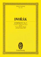 """Symphony No. 9, Op. 95 """"from The New World"""": Edition Eulenburg No. 433"""