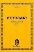 "Symphony No. 6 in B Minor, Op. 74b ""Pathetique"": Study Score"