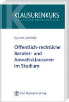 Öffentlich-rechtliche Berater- und Anwaltsklausuren im Studium
