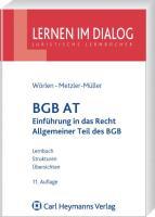 BGB AT: Einführung in das Recht und Allgemeiner Teil des BGB