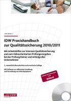 IDW Praxishandbuch zur Qualitätssicherung 2010/2011