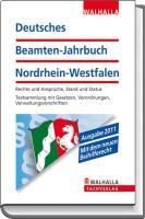 Deutsches Beamten-Jahrbuch Nordrhein-Westfalen Taschenausgabe 2008/I