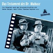 Das Testament des Dr. Mabuse: Hörspiel.