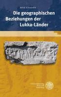 Die geographischen Beziehungen der Lukka-Länder