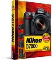 Nikon D7000: mit 12-seitiger Klappkarte (Kamerahandbücher)