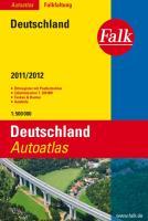 Falk Autoatlas Deutschland 2011/2012 1 : 500 000