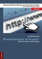 Bannerwerbung im Internet