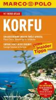 Korfu: Reisen mit Insider-Tipps - Mit Reiseatlas