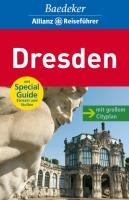 Baedeker Allianz Reiseführer Dresden