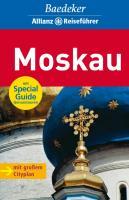 Baedeker Allianz Reiseführer Moskau
