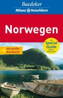 Baedeker Allianz Reiseführer Norwegen