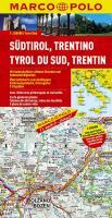 Italy - Trentino - South Tyrol, Lake Garda Marco Polo Map (Marco Polo Maps (Multilingual))