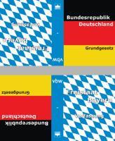 Grundgesetz der Bundesrepublik Deutschland/Verfassung Freistaates Bayern