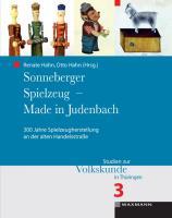 Sonneberger Spielzeug – Made in Judenbac