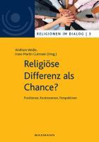 Religiöse Differenz als Chance?