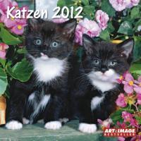 Katzen 2012 Broschürenkalender