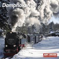 Dampfloks 2012 Broschürenkalender