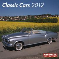 Classic Cars 2012 Broschürenkalender