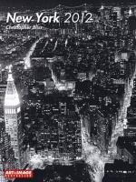 New York 2012 Posterkalender