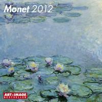 Monet 2012 Broschürenkalender