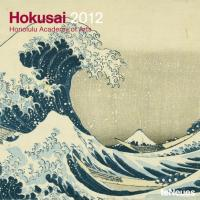 2012 Hokusai Grid Calendar: Honolulu Academic of Arts