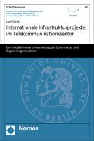 Internationale Infrastrukturprojekte im Telekommunikationssektor