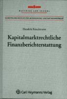 Kapitalmarktrechtliche Finanzberichterstattung