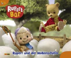 Rupert Bär Geschichtenbuch 03 - Blume, Anna