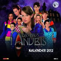 Das Haus Anubis 2012 Wandkalender