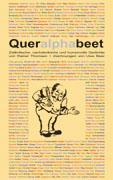 Queralphabeet - Thomsen, Rainer