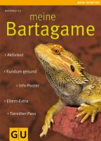 Meine Bartagame: Info-Poster. Eltern-Extra. Aktivtest. Tiersitter-Pass