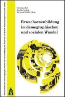 Erwachsenenbildung im demographischen und sozialen Wandel