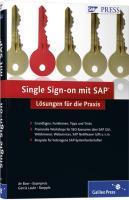 Single Sign-on mit SAP: Lösungen für die Praxis (SAP PRESS)