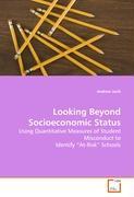 Looking Beyond Socioeconomic Status - Jackl, Andrew