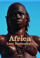 Leni Riefenstahl. Africa: JU