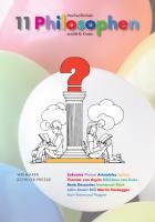 11 Philosophen - erzählt für Kinder (Weimarer Schiller-Presse)