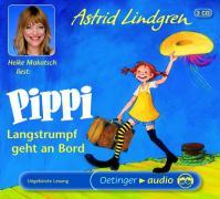 Heike Makatsch: Pippi Langstrumpf Geht An Bord