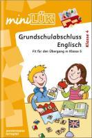 miniLÜK. Grundschulabschluss Englisch
