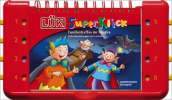 LÜK-SuperKlick Übungen Schulanfänger ab 6 J. / Vampire