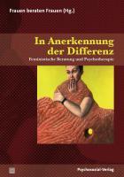 In Anerkennung Der Differenz Wiener Institut Frauen Beraten Frauen Editor